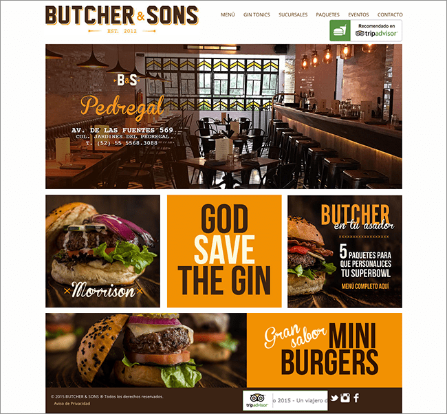Butcher and sons