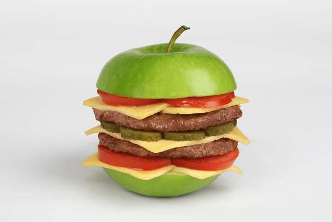 Martin Roller   Food Art