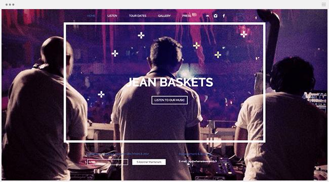 Jean Baskets
