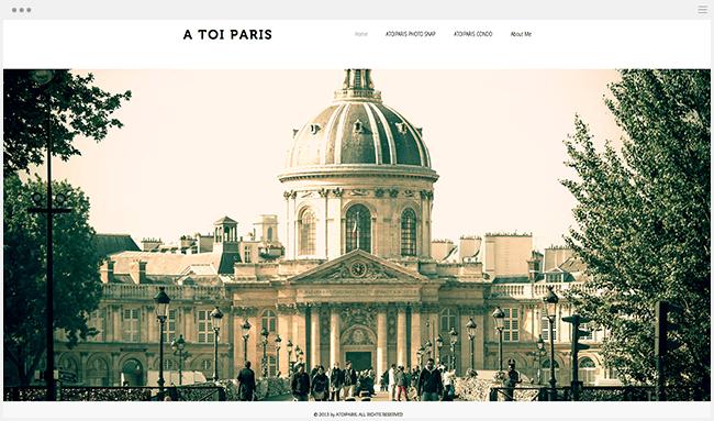 A toi Paris