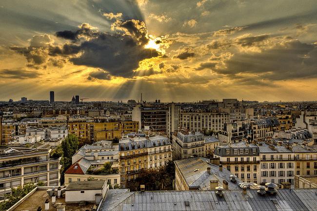 Paris Mattben