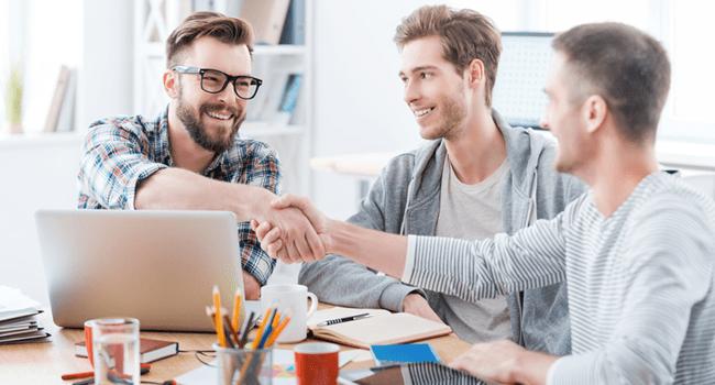 Négociations clients entreprises