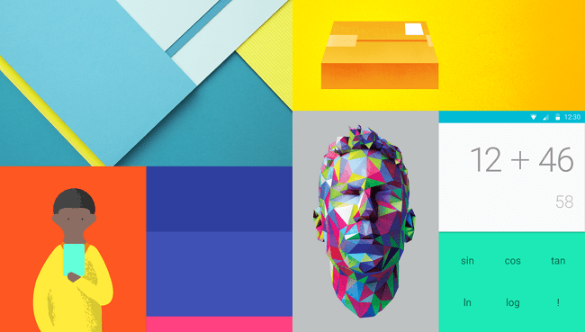 Color Style Google Design Guidelines Png