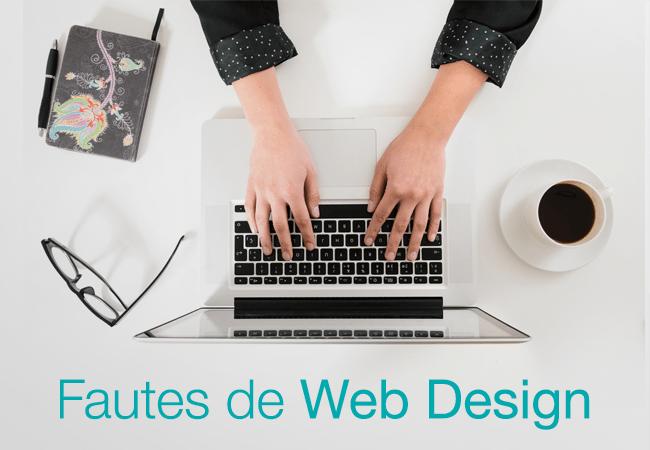 Erreurs de Web Design