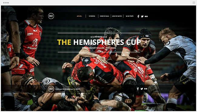 The Hemispheres Cup Wix