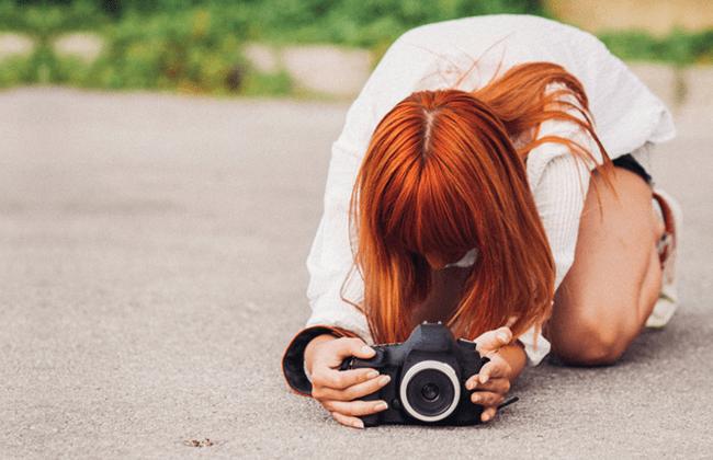 Conseil photographie angle différent