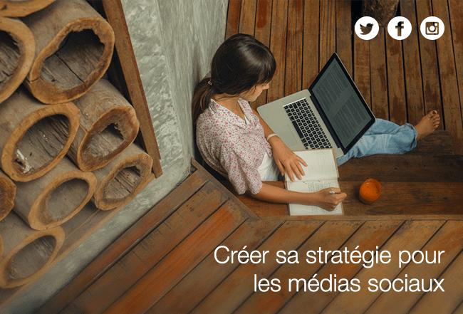 Comment bâtir une stratégie pour les médias sociaux ?