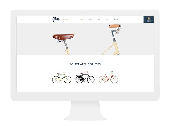 afficher ses nouveaux produits sur son site ecommerce boutique en ligne