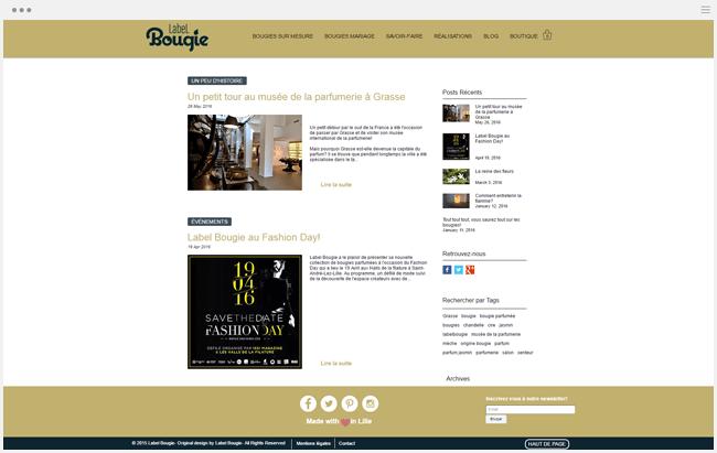 ouvrir un blog pour son site internet