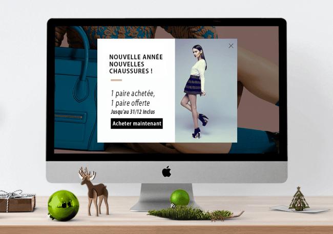 améliorer votre site de vente en ligne pour les fêtes