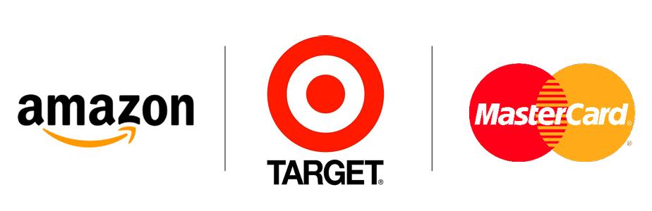 Logos avec des formes simplifiées