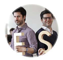 Thierry et Adrien Bisseliches