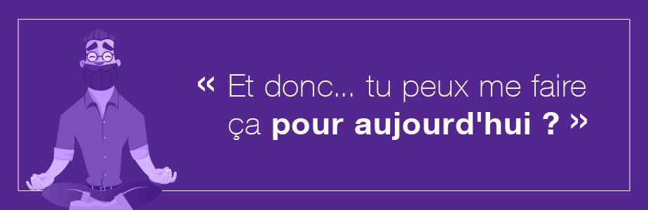Phrase de designer