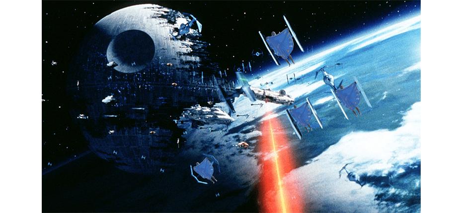 Opher et Star Wars
