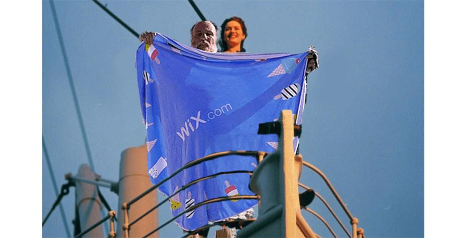 Opher et Titanic