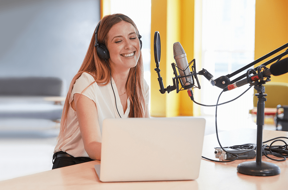 Faites des podcasts