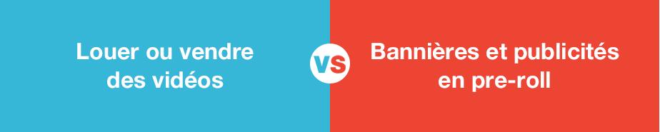 Gagner de l'argent Vimeo vs YouTube