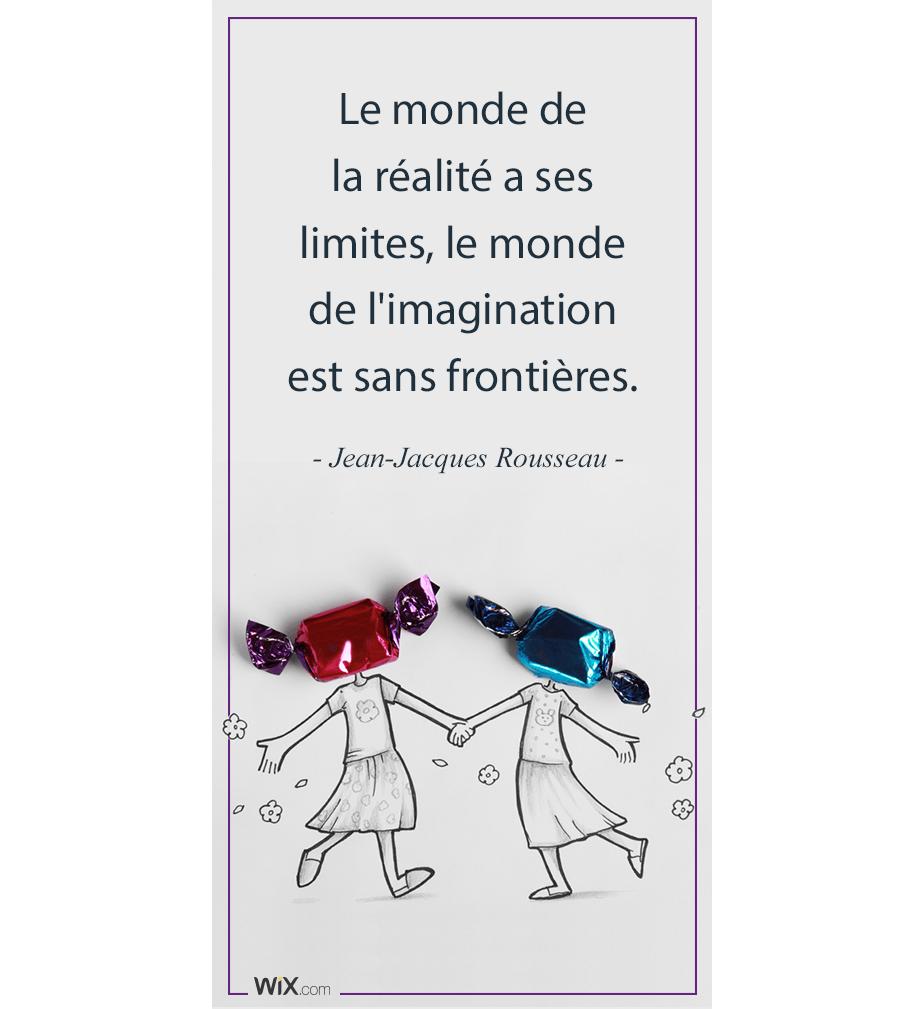 Citation Jean Jacques Rousseau